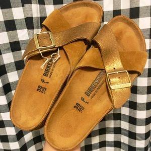 birkenstock  woman sandal 38 brand new